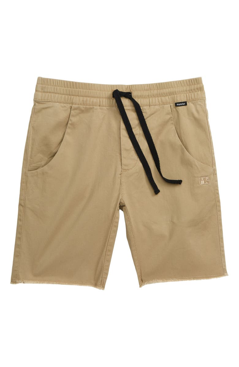 MUNSTERKIDS Keramas Shorts, Main, color, 260