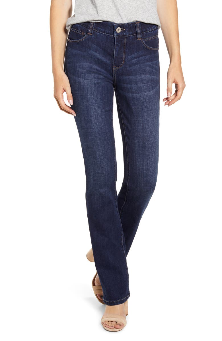 JAG JEANS Eloise Bootcut Jeans, Main, color, NIGHT BREEZE