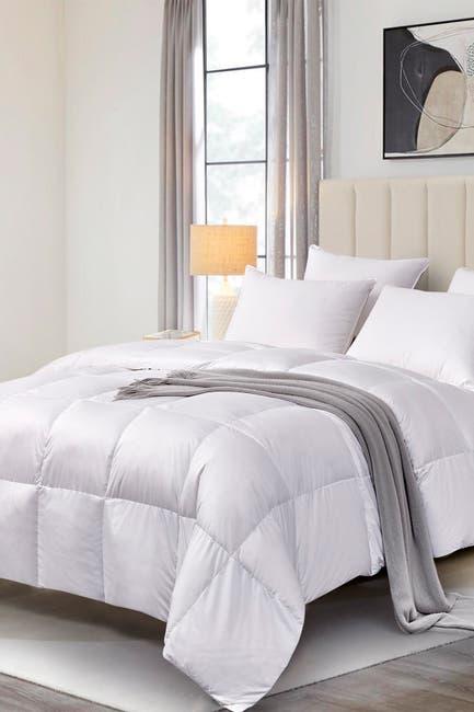 Image of Blue Ridge Home Fashions Scott Living All Season Warmth Down Fiber Comforter - Twin - White