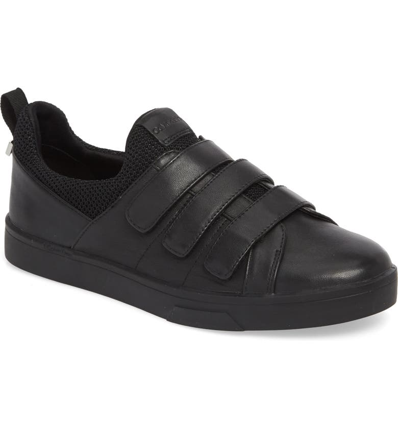 CALVIN KLEIN Irah Sneaker, Main, color, 001