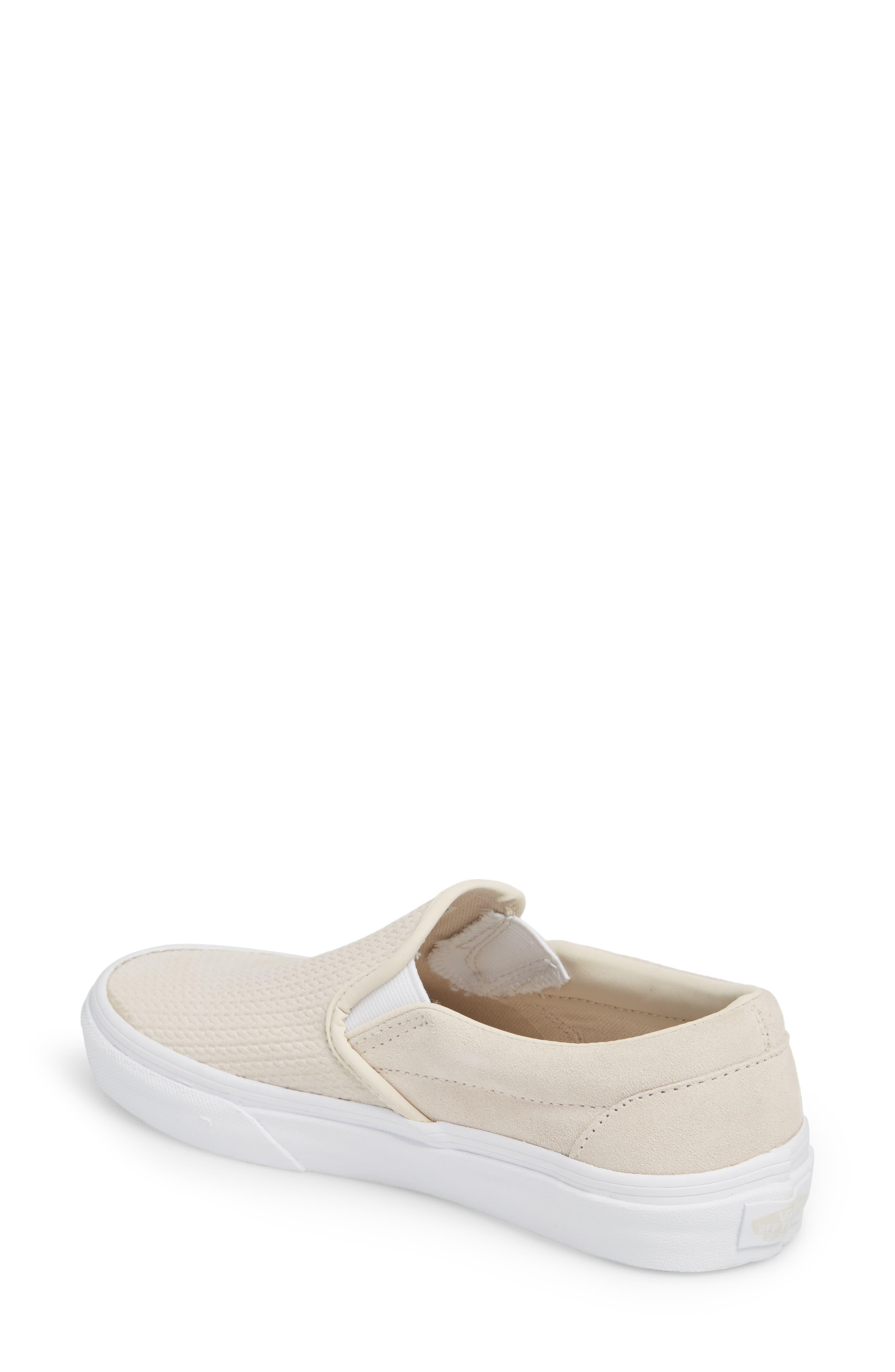 ,                             Classic Slip-On Sneaker,                             Alternate thumbnail 136, color,                             271