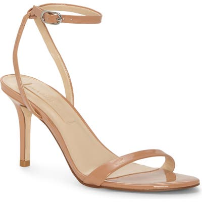 Imagine By Vince Camuto Rayan Ankle Strap Sandal- Beige