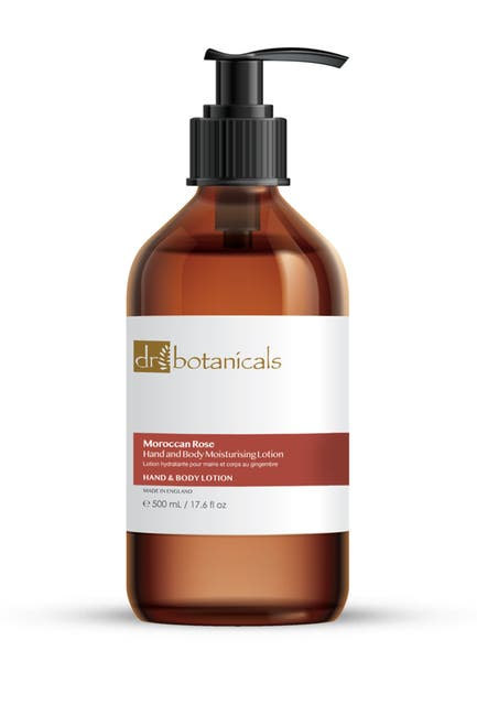 Image of skinChemists Moroccan Rose Hand and Body Moisturising Lotion