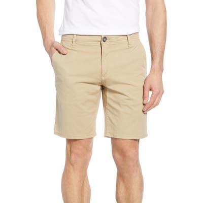 Rodd & Gunn The Peaks Regular Fit Shorts, Brown