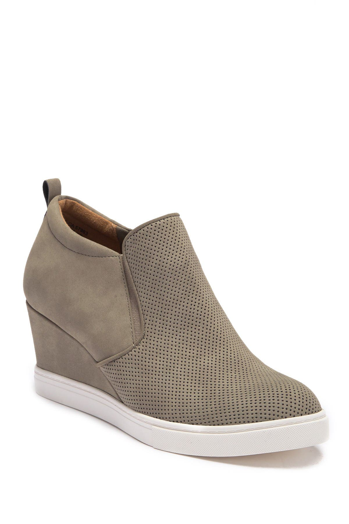 Image of SUSINA Areya Wedge Sneaker