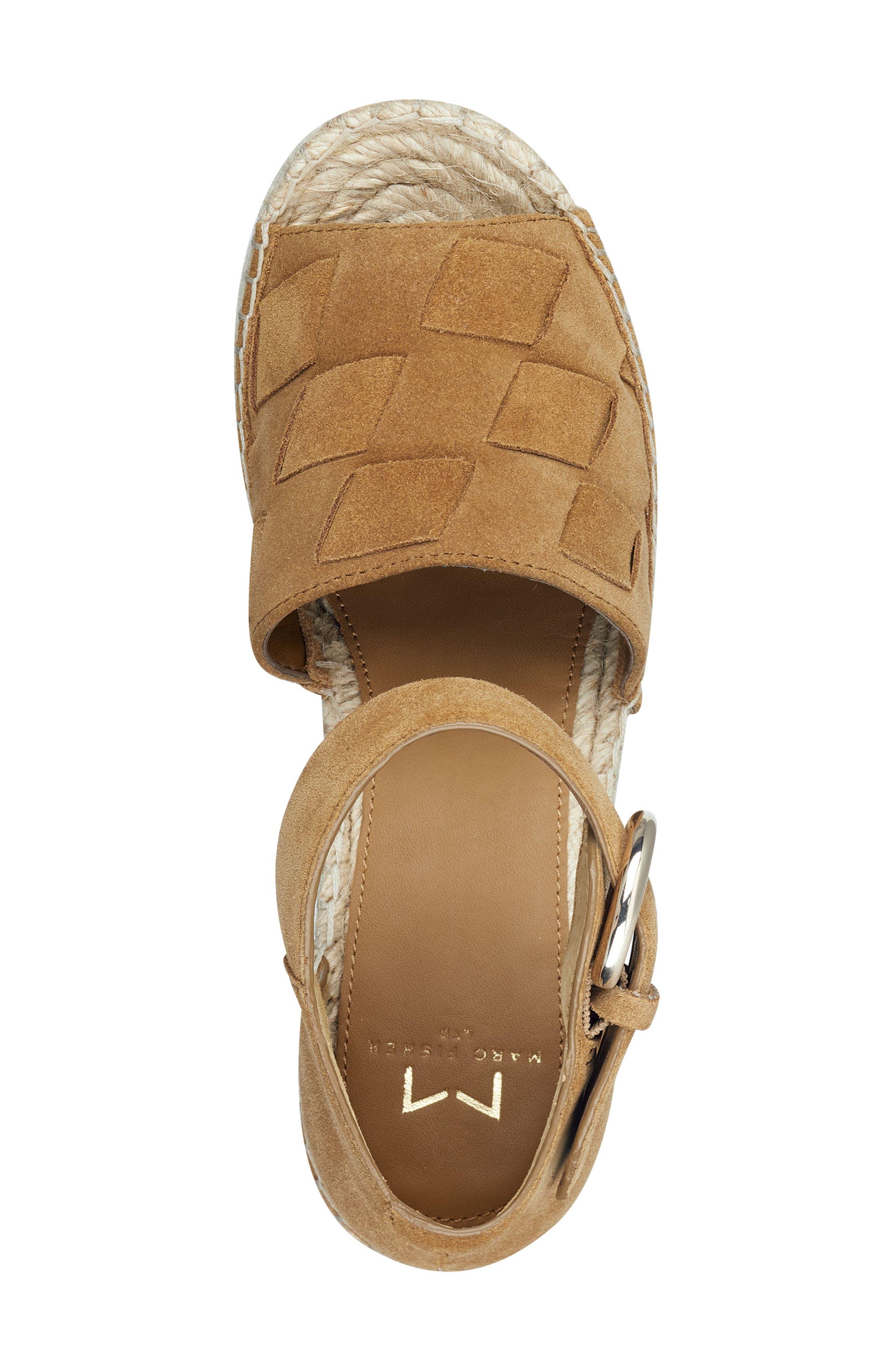 ,                             Adalla Platform Wedge Sandal,                             Alternate thumbnail 19, color,                             200