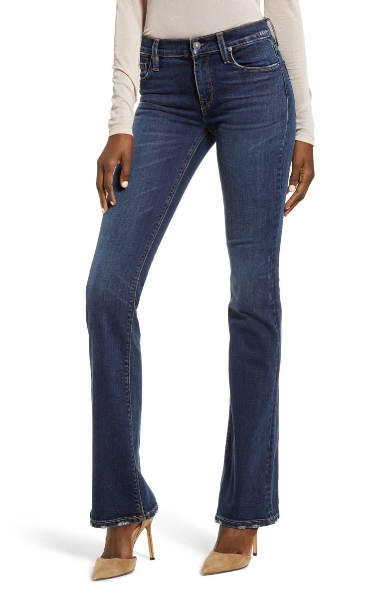 HUDSON JEANS Nico Bootcut Jeans, Main, color, GAMBIT2