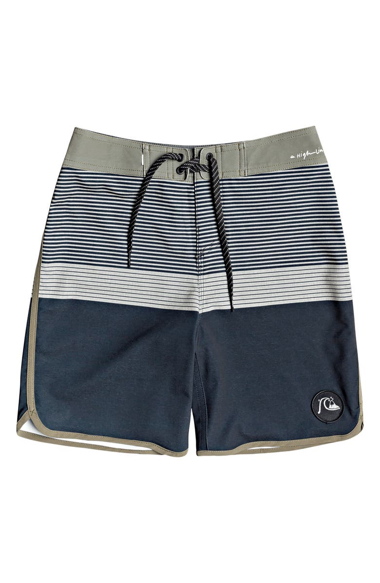 QUIKSILVER Highline Tijuana Board Shorts, Main, color, KALAMATA