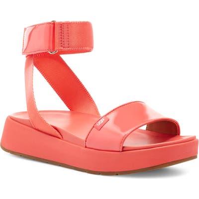 UGG Lennox Platform Sandal- Pink