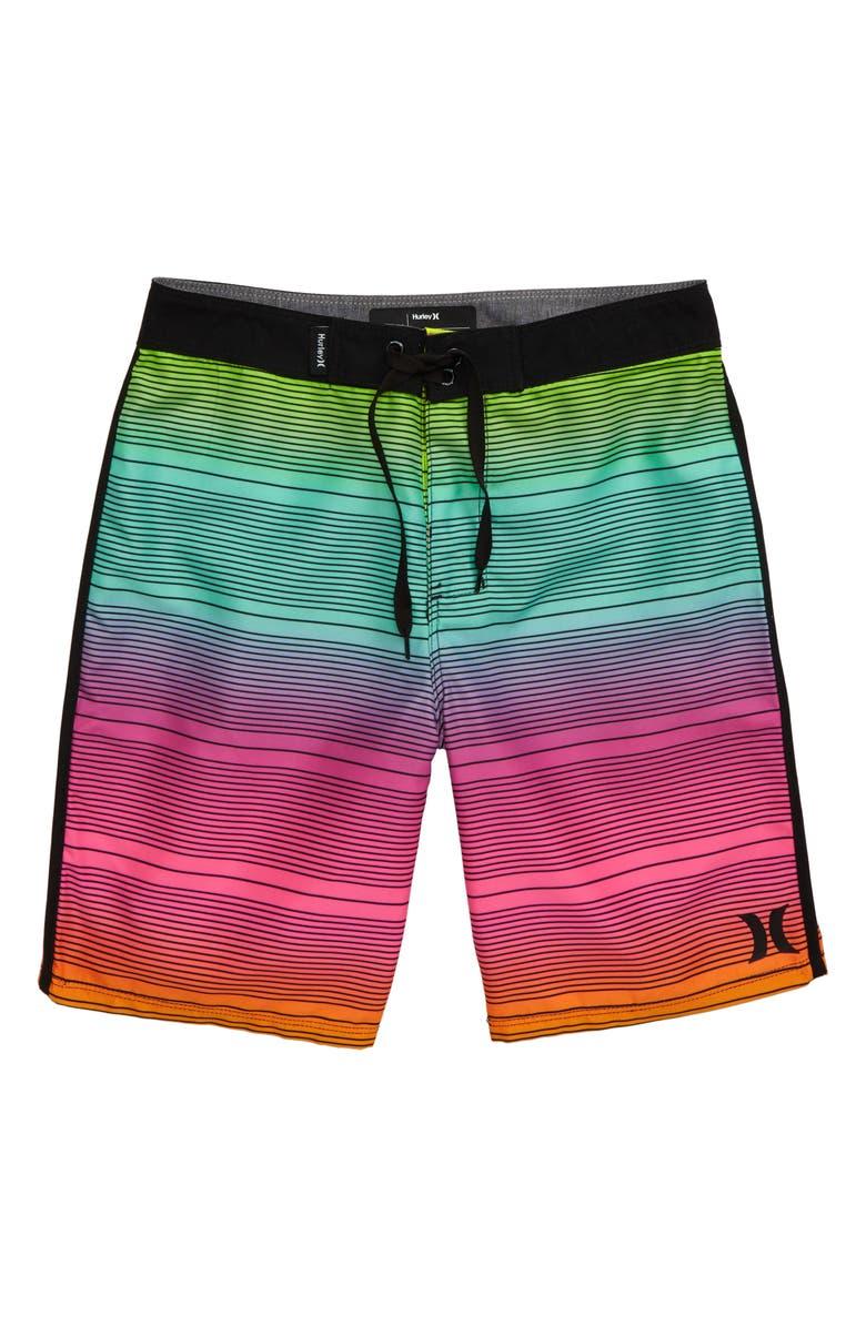 HURLEY Shoreline Board Shorts, Main, color, 405
