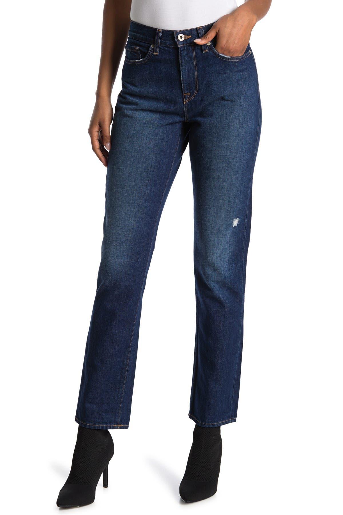 Image of BALDWIN Riley Straight Leg Jeans