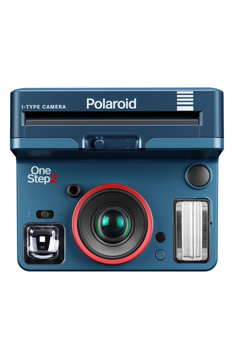 POLAROID ORIGINALS Stranger Things Edition OneStep 2 Viewfinder Instant Camera, Main, color, BLUE