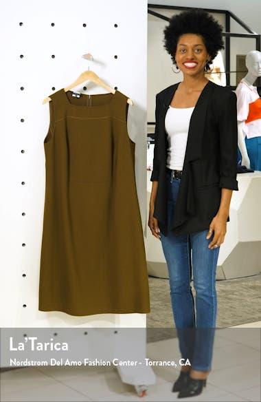 Jojo Wool Dress, sales video thumbnail