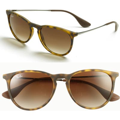 Ray-Ban Erika Classic 5m Sunglasses - Havana/ Brown Gradient