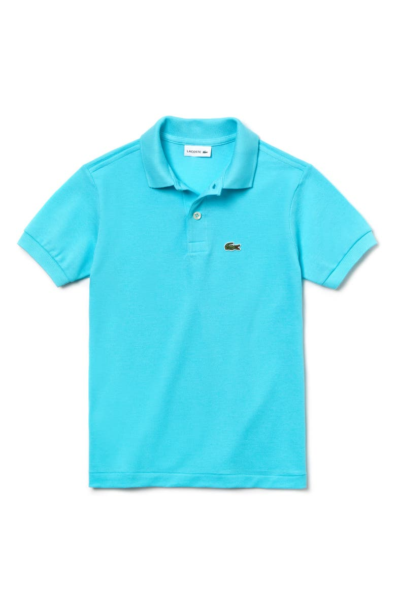 LACOSTE Classic Piqué Polo, Main, color, 403