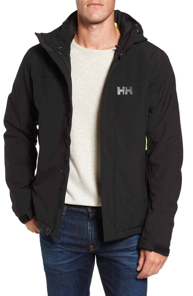 e06d8e4a Helly Hansen Forseti Insulated Softshell Jacket | Nordstrom