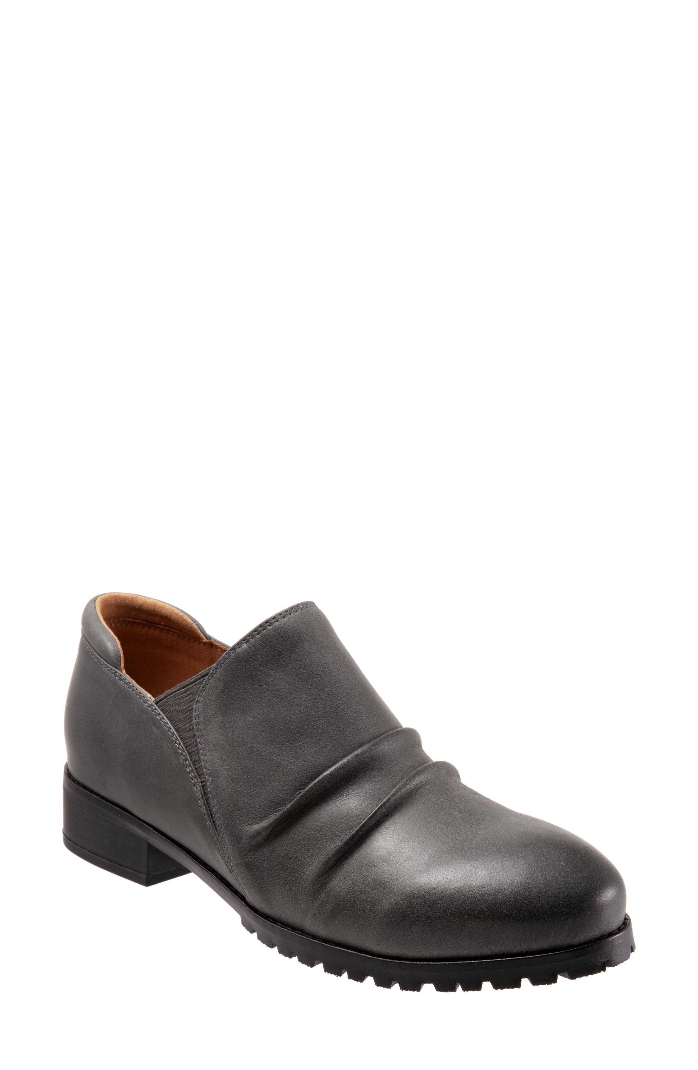 Softwalk Mara Ankle Boot W - Grey