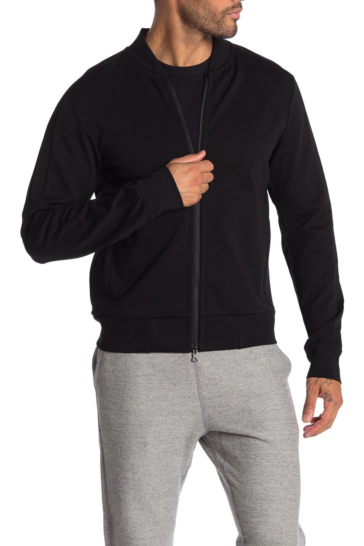Image of REIGNING CHAMP Ponte Warm Up Jacket