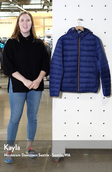 Harg Quilted Hooded Jacket, sales video thumbnail