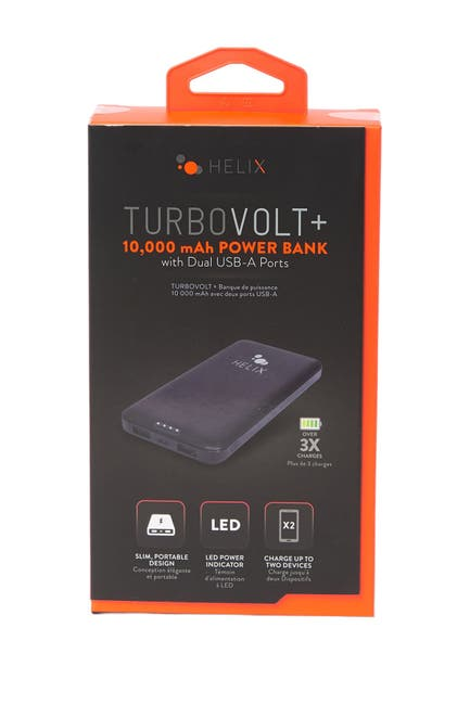 Image of Retrak TurboVault+ 10,000 mAh Power Bank