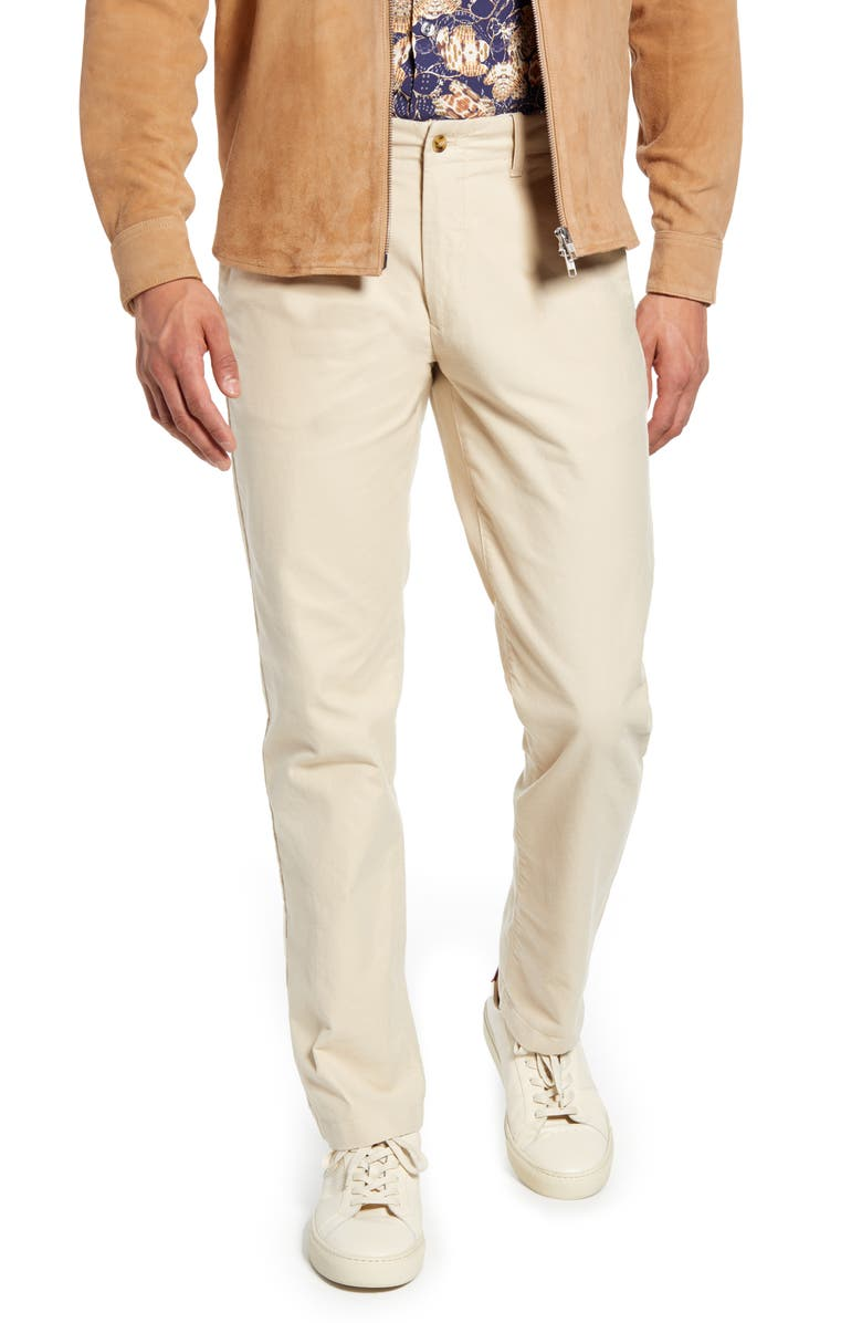 NN07 Steven 1387 Regular Fit Twill Chino Pants, Main, color, KIT