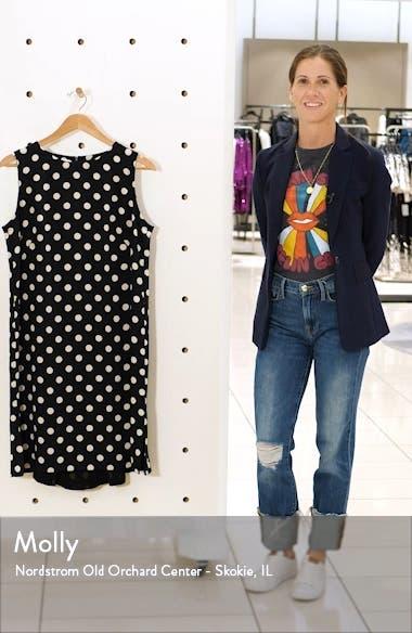 Polka Dot A-Line Dress, sales video thumbnail