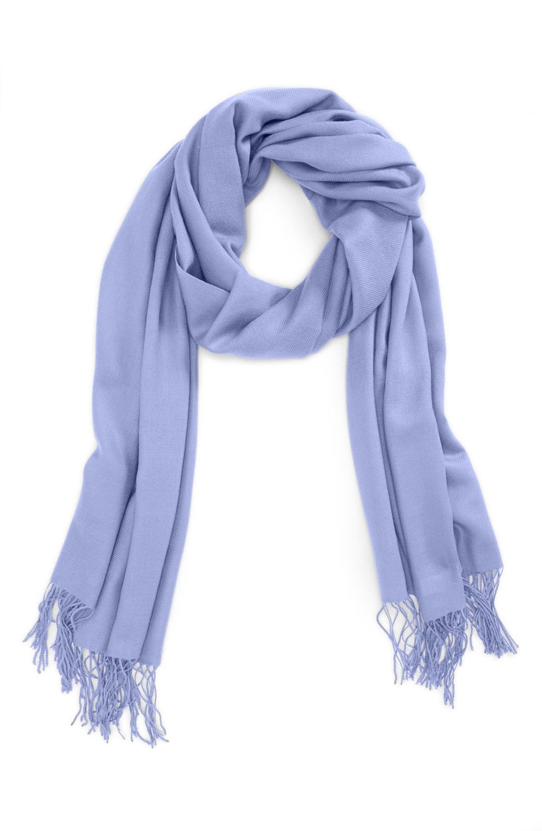 ,                             Tissue Weight Wool & Cashmere Wrap,                             Main thumbnail 155, color,                             550