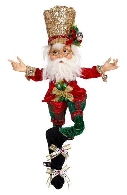 Image of Mark Roberts Northpole Musician Elf - Small