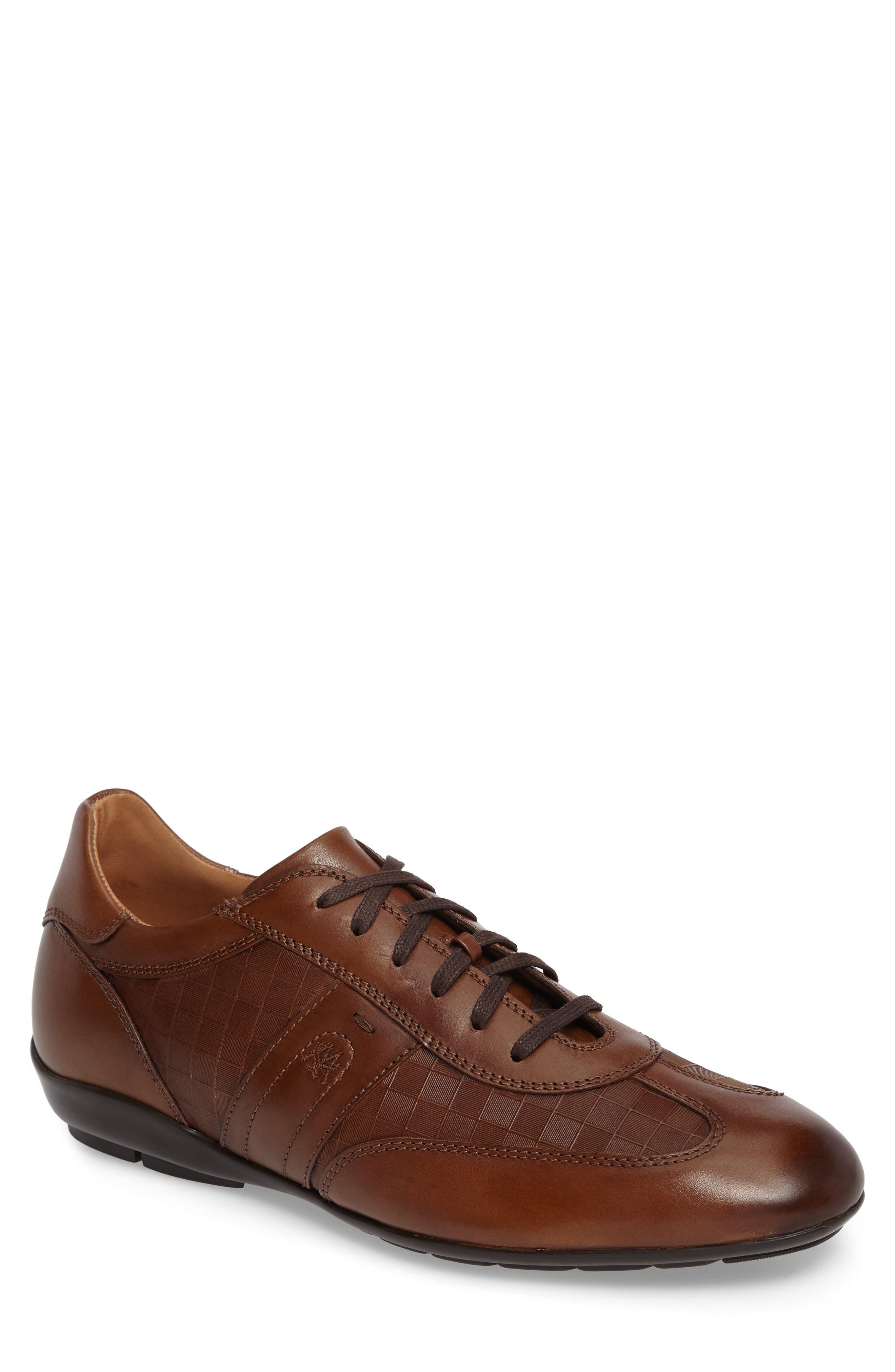Mezlan Baena Sneaker- Brown