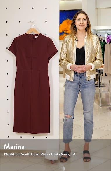 Demiara Sheath Dress, sales video thumbnail