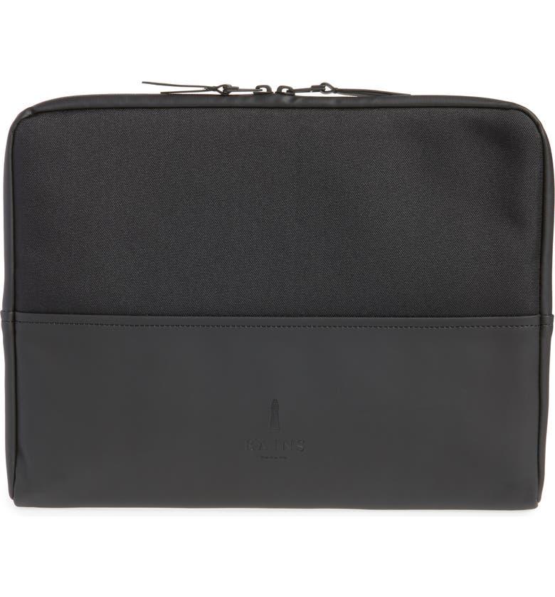 RAINS 13-Inch Laptop Sleeve, Main, color, 001