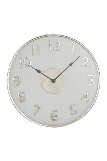Image of Willow Row Multi Modern Wall Clock