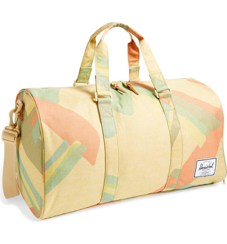 HERSCHEL SUPPLY CO. 'Novel' Duffel Bag, Main, color, 255
