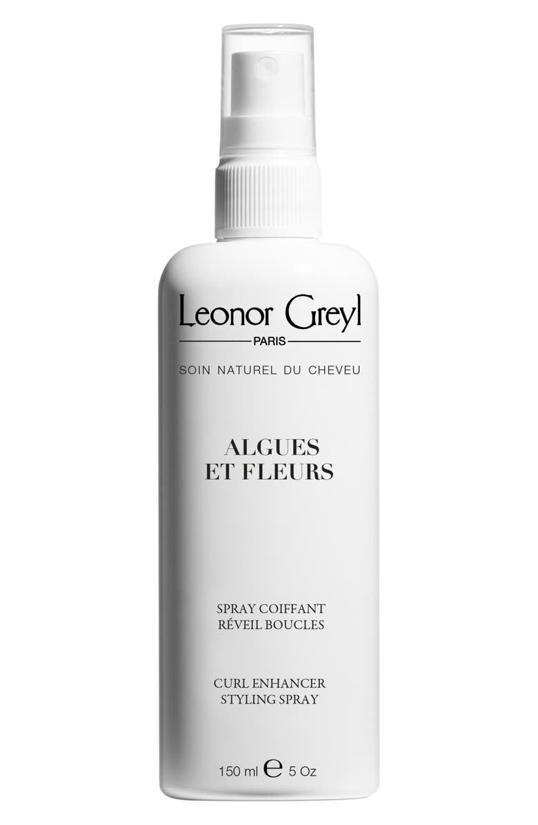 LEONOR GREYL PARIS Algues et Fleurs Restructuring Styling Spray, Main, color, NO COLOR