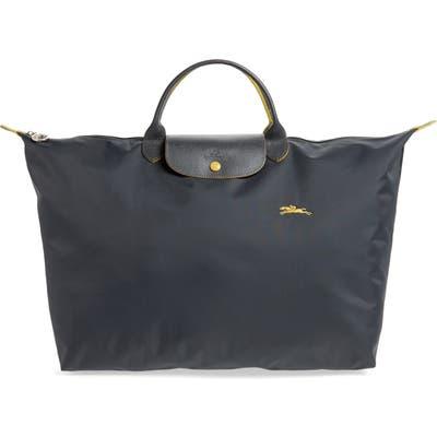 Longchamp Le Pliage Club Nylon Tote - Grey