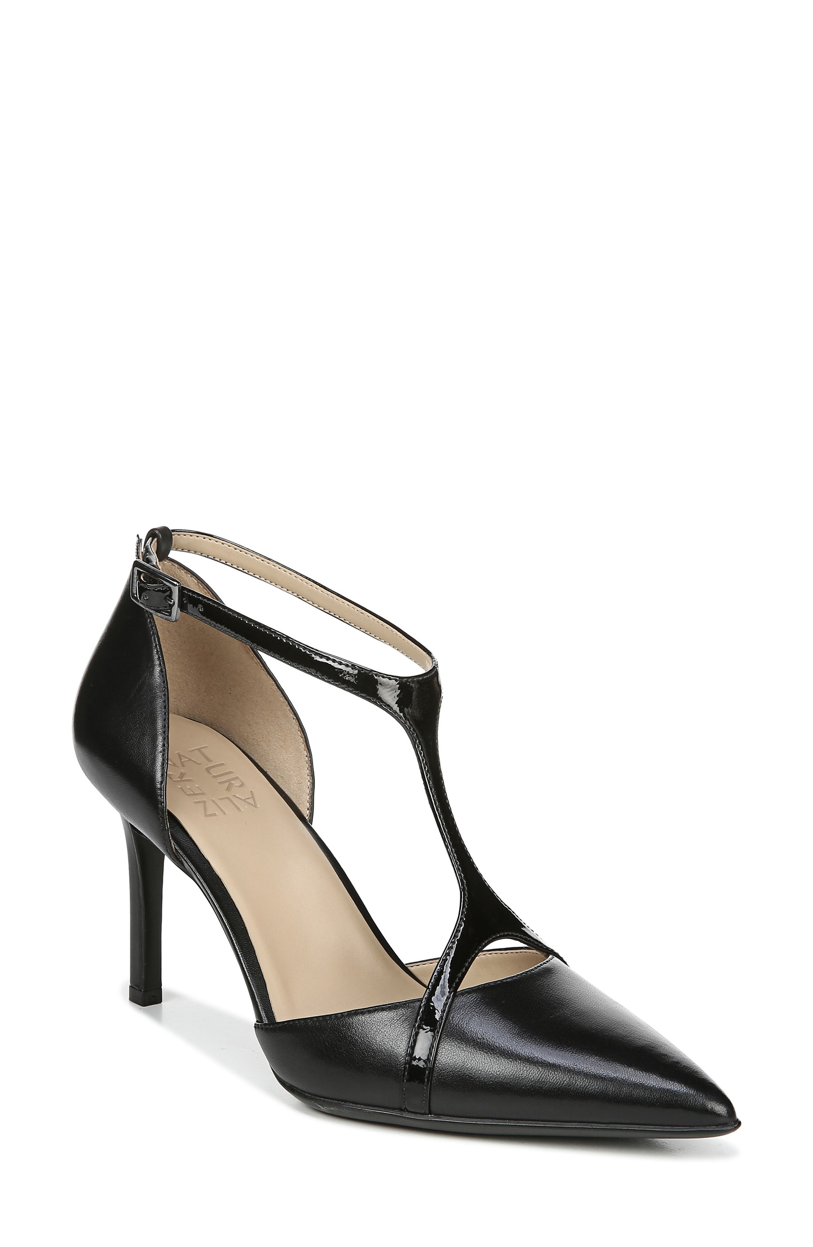 Naturalizer Andrea Pump, Black