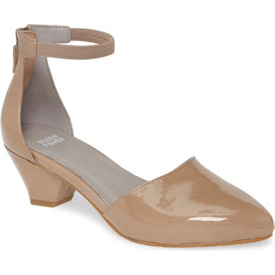 Eileen Fisher Just Open Sided Pump, Beige