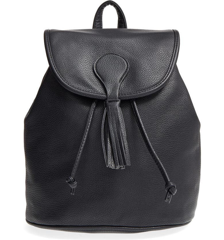 SOLE SOCIETY Backpack, Main, color, 001