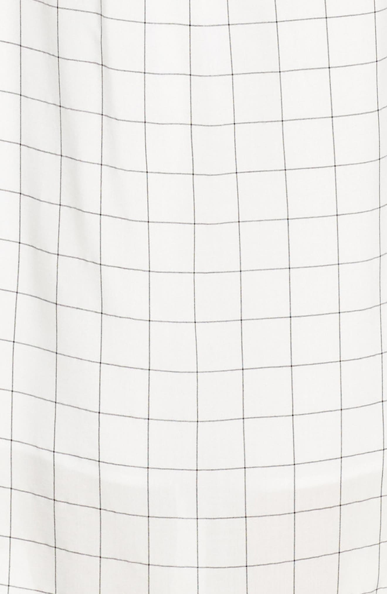 ,                             Off the Shoulder Shirtdress,                             Alternate thumbnail 5, color,                             905