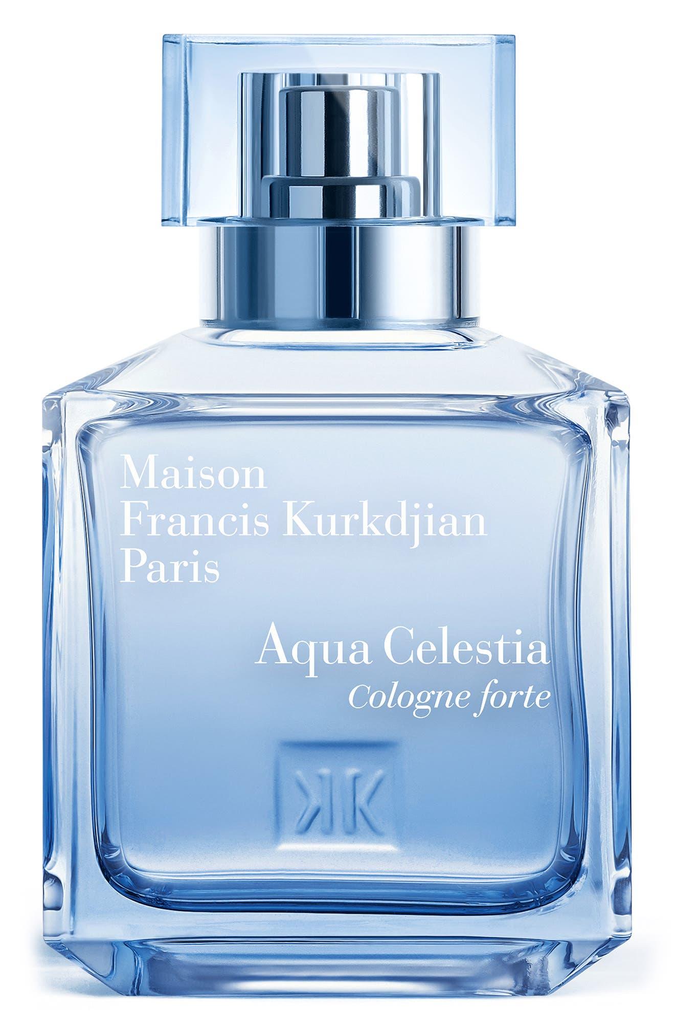 Paris Aqua Celestia Cologne Forte Eau De Parfum