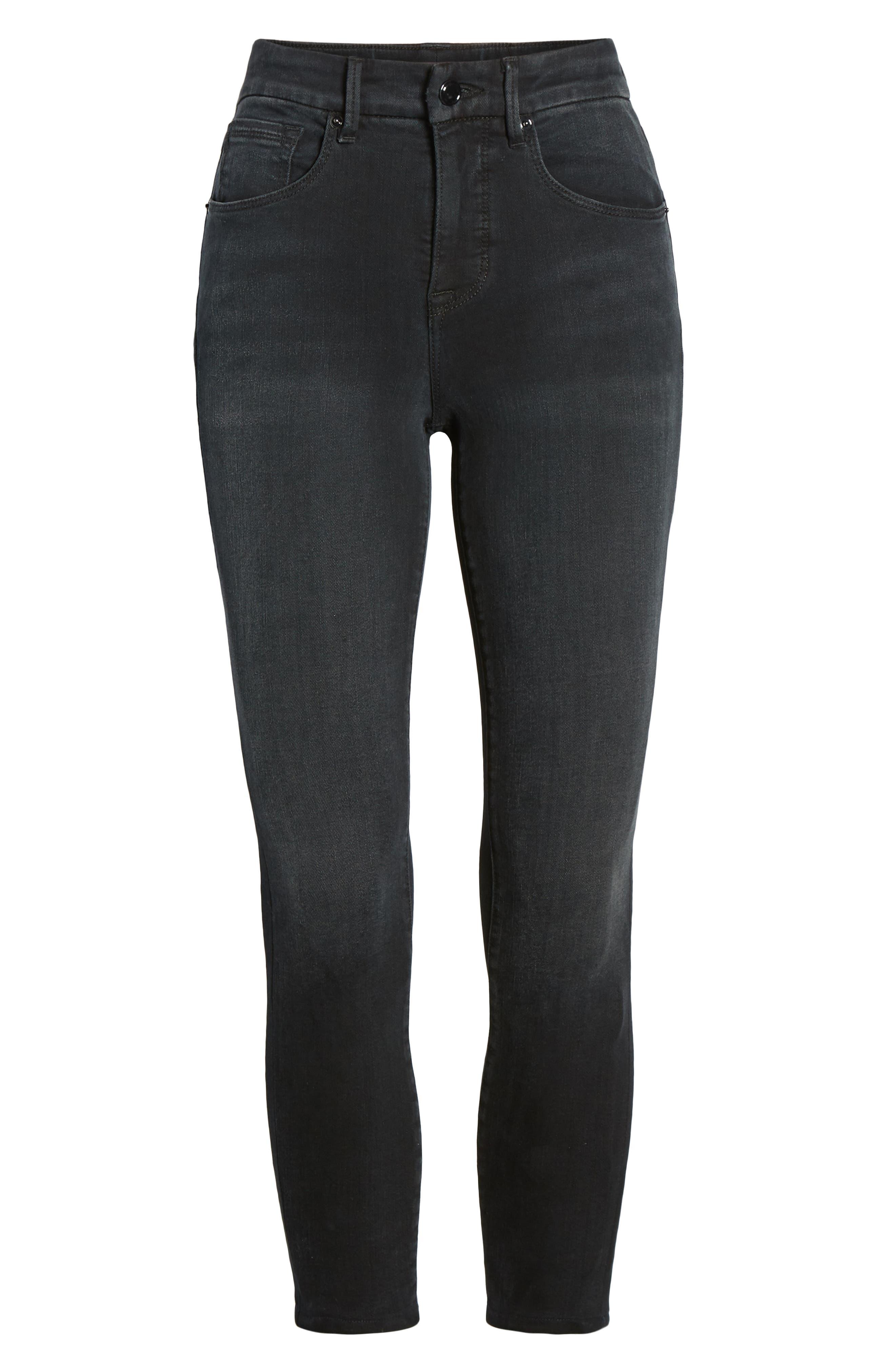 ,                             Good Legs Ankle Skinny Jeans,                             Alternate thumbnail 13, color,                             402