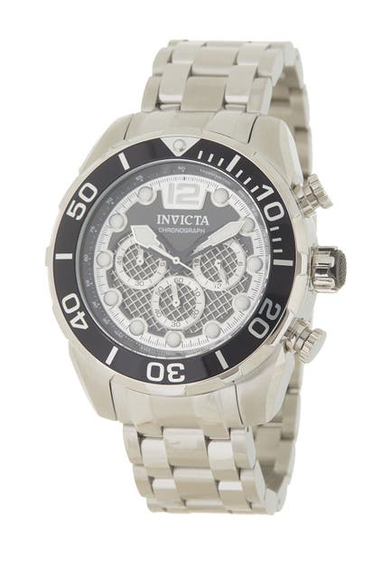 Image of Invicta Men's Pro Diver Bracelet Watch, 50mm