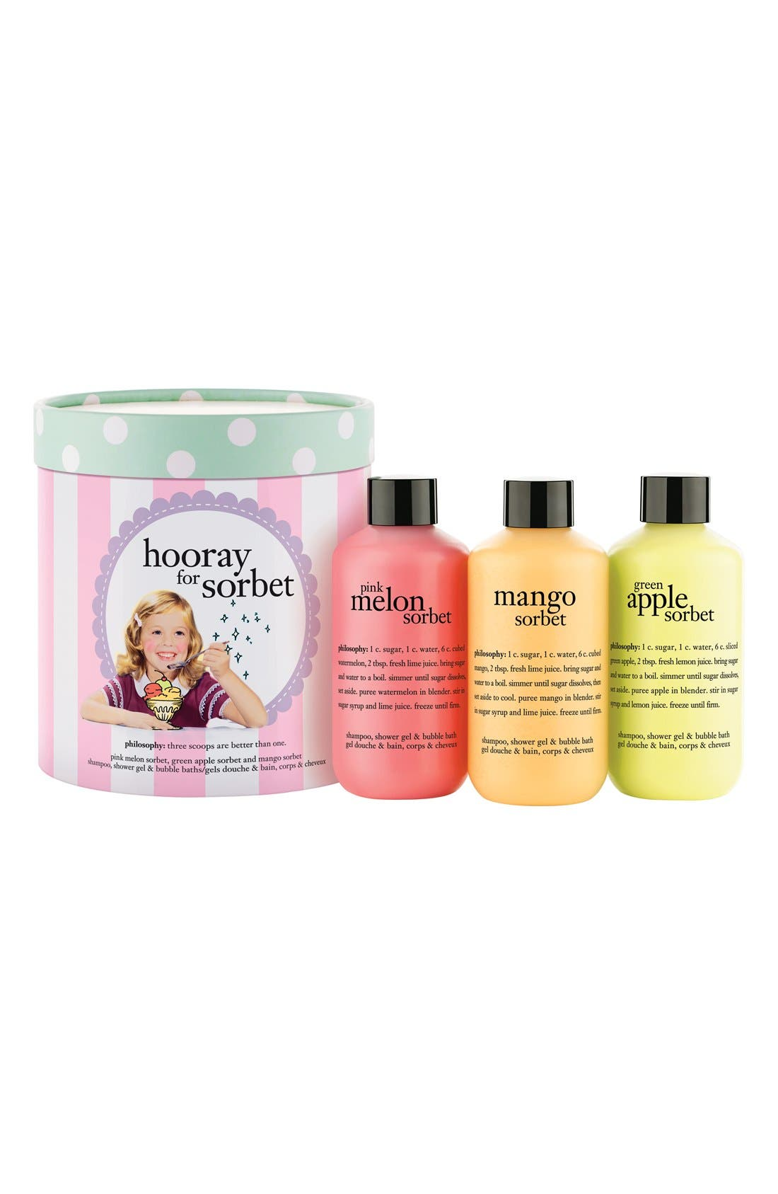 'hooray for sorbet' collection, Main, color, 000