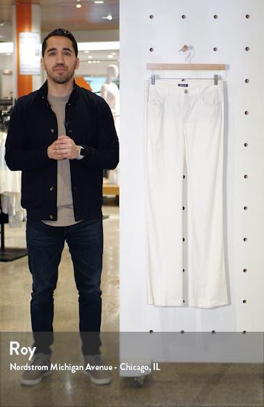 Wide Leg Linen Blend Pants, sales video thumbnail