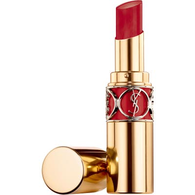Yves Saint Laurent Rouge Volupte Shine Oil-In-Stick Lipstick - 83 Rouge Cape