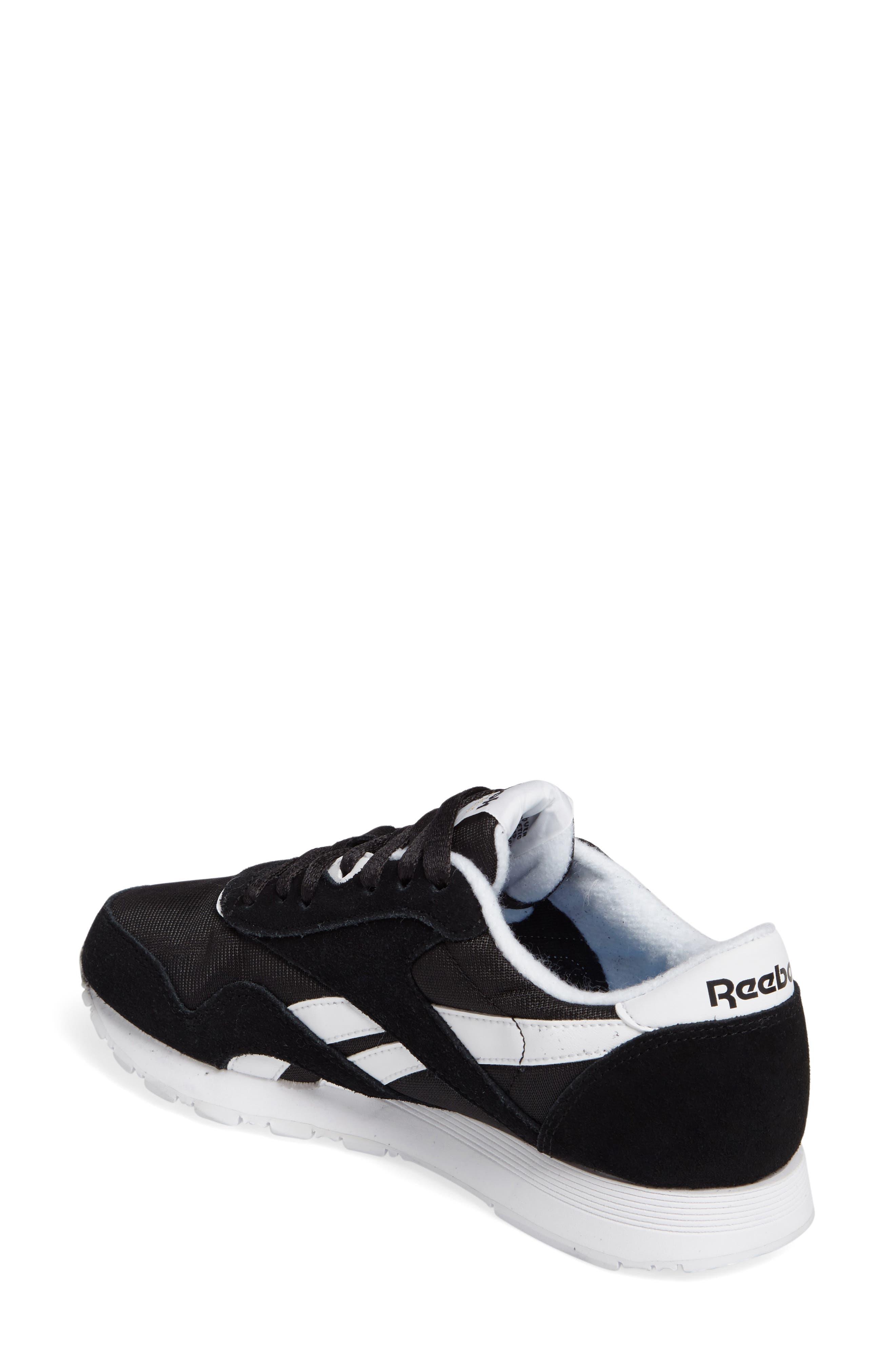 ,                             Classic Nylon Sneaker,                             Alternate thumbnail 31, color,                             100