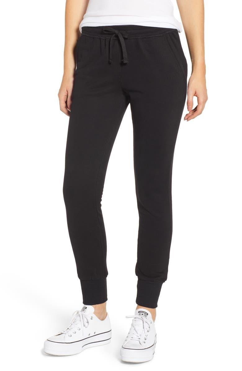 LIRA CLOTHING Luke Sweatpants, Main, color, 001