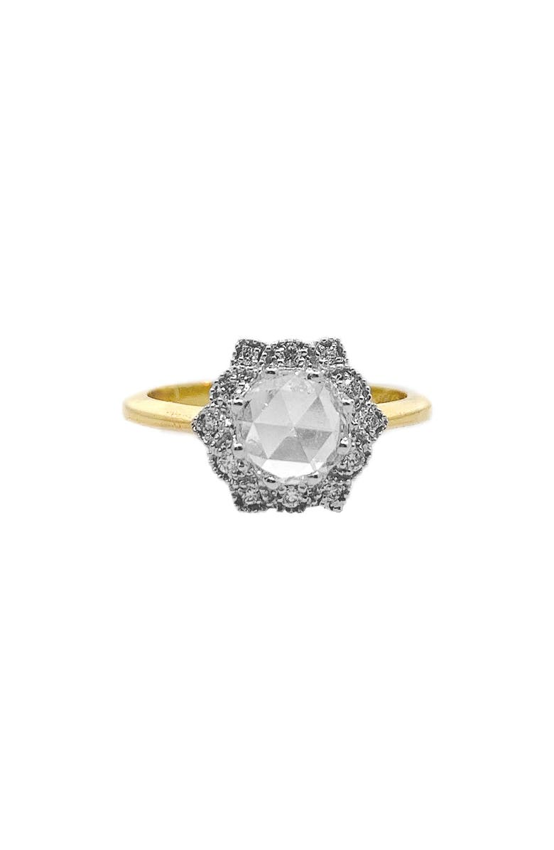 SETHI COUTURE Florence Diamond Ring, Main, color, YELLOW WHITE GOLD/ DIAMOND
