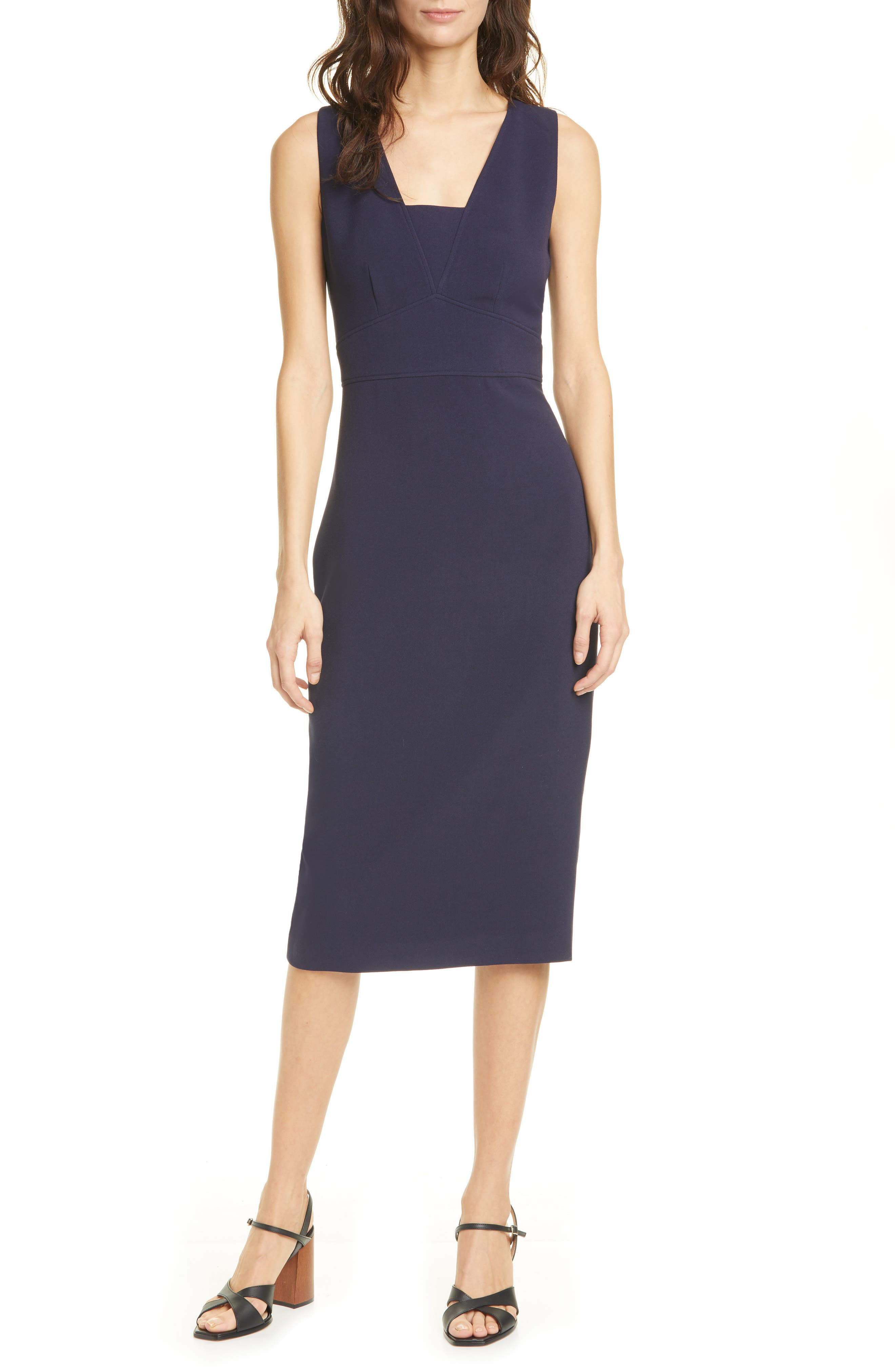 Image of Ted Baker London Astrid Seam Detail Pencil Dress