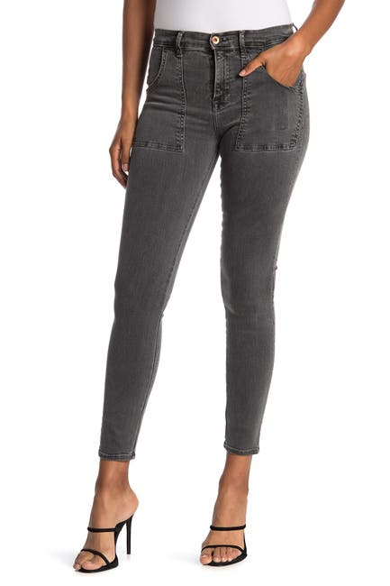Image of NSF CLOTHING Summer Patch pocket Skinny Jeans